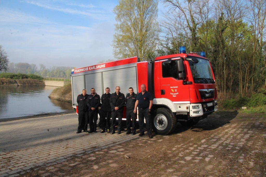 Feuerwehr Rüppurr